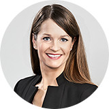 Iventa Mitarbeiterin Isabella Döberl