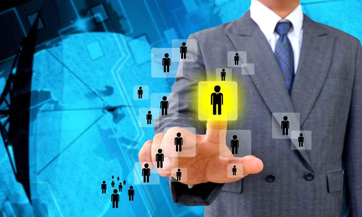 Active Sourcing ist das neue Headhunting. Qualifizierte Mitarbeiter suchen, finden und ans Unternehmen binden.