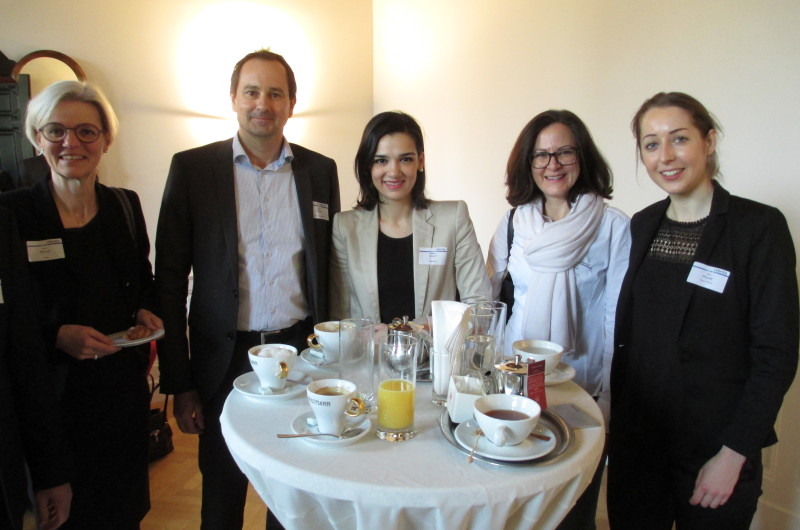 Iventa Business Breakfast Wien