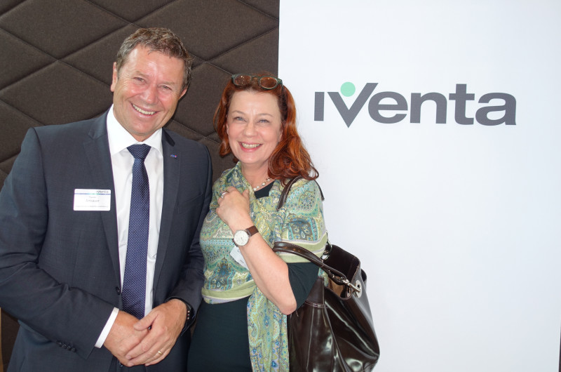 Iventa Business Breakfast Innsbruck