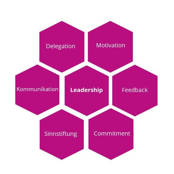 6 Komponenten des Leaderships