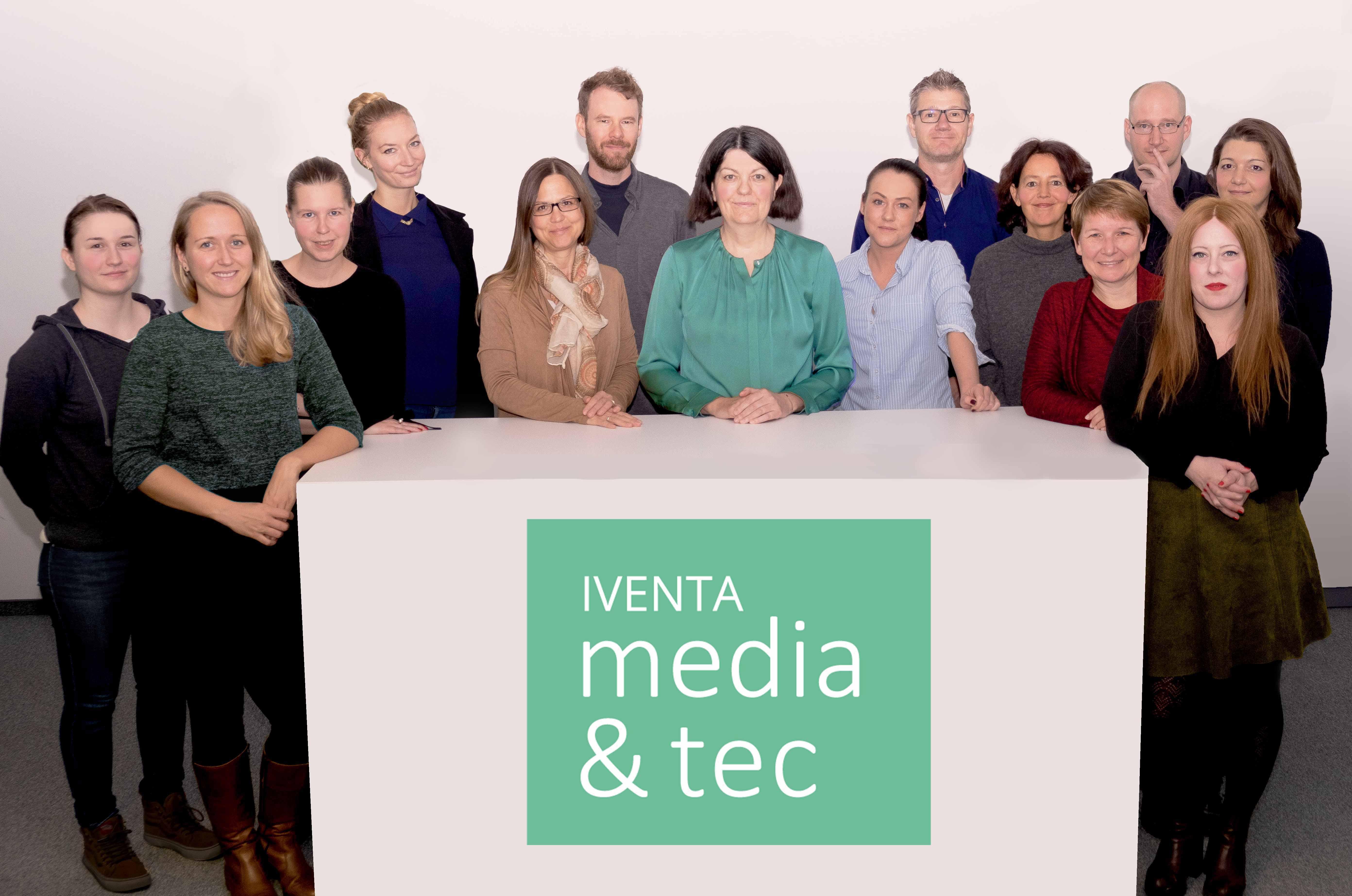 Iventa Media & Tec Team
