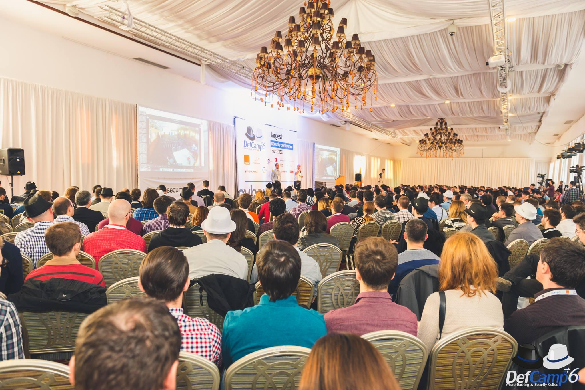 Iventa IT-Recruiting bei der DefCamp 2019